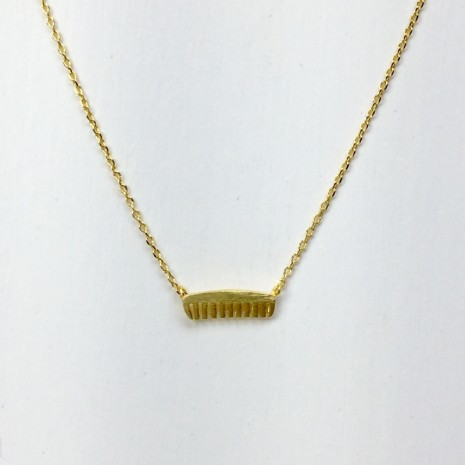 Comb Necklace