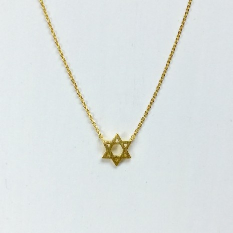 Star  Of Daivd Necklace
