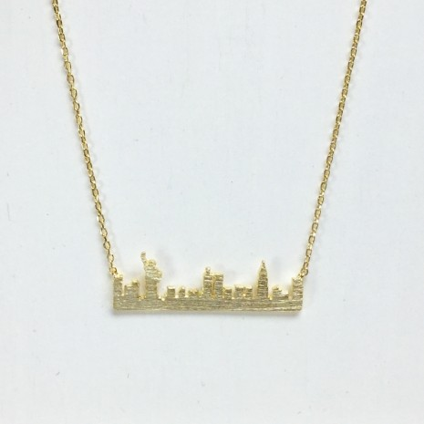 NYC Statue Of Liberty Necklace