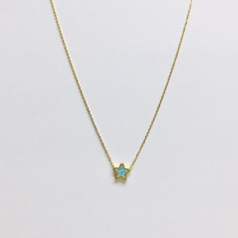 Star Opal Necklace
