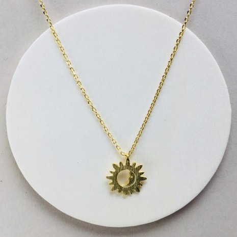 SunAnd Moon Necklace