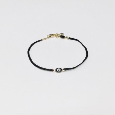 Evil Eye Braided Bracelet