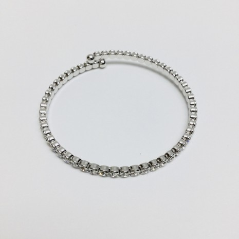 Round Shape With Stone Bracelet