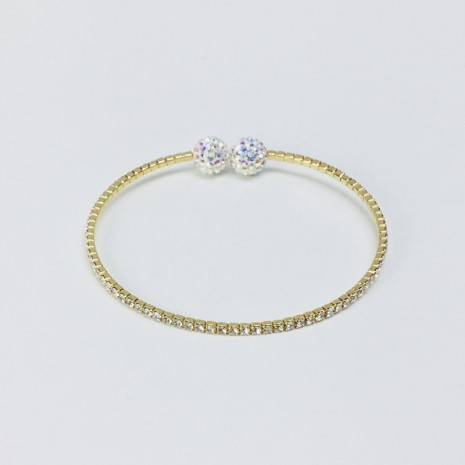 Round Shape Stone Bracelet