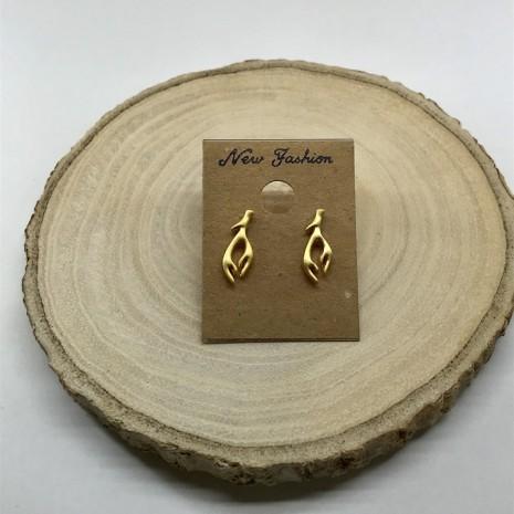 Antler Stud Earrings