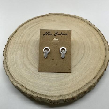 Bulb Stud Earrings