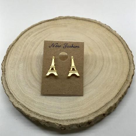 Eiffel Stud Earrings