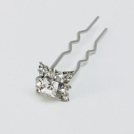Diamond Shape Hair Stick(8cm)