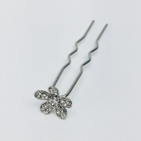 Flower Hair Stick(8cm)