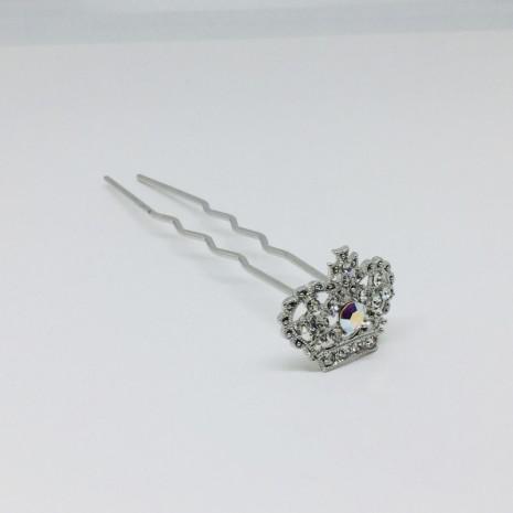 Crown Hair Stick(10cm)
