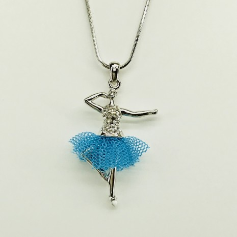 Ballerina Necklace