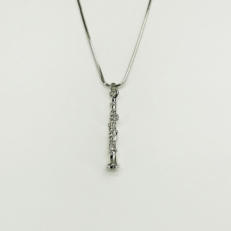 Clarinet Necklace