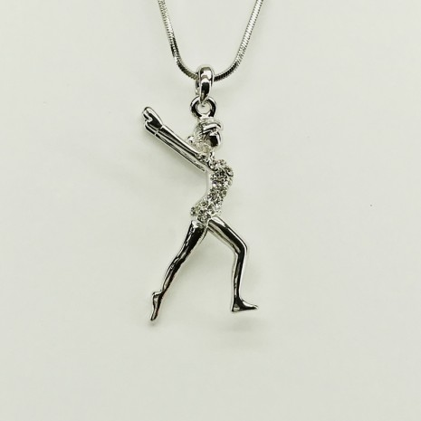 Gymastics Necklace