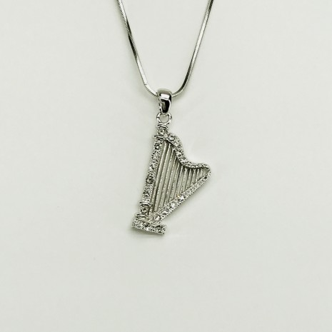 Harp Necklace