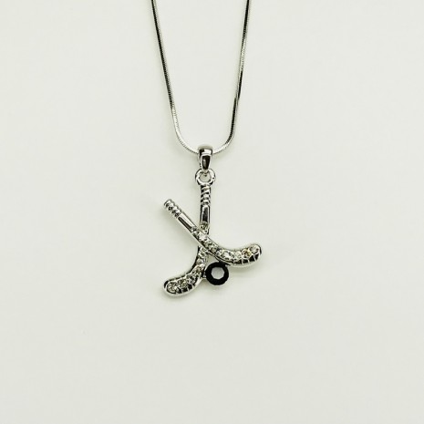 Hockey Necklace