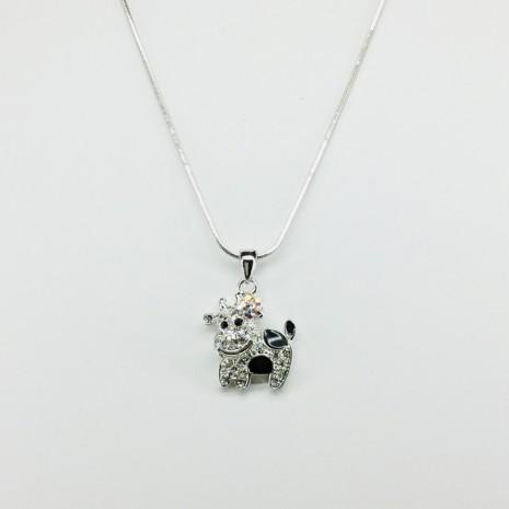 Milk cow Necklace