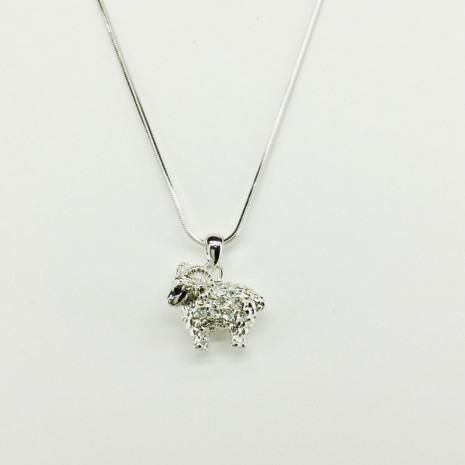 Lamb Necklace