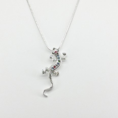 Lizard Necklace