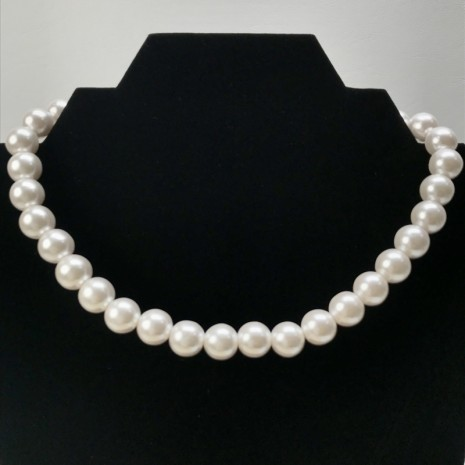 Pearl Necklace(12mm)