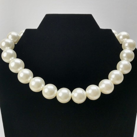 Pearl Necklace(18mm)
