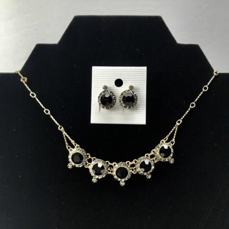 Surround Set Necklace